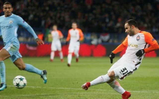 Shakhtar Donetsk 2-1 Man City player ratings, stats and reaction: Ederson mistake sees Man City's winning streak come to an end
