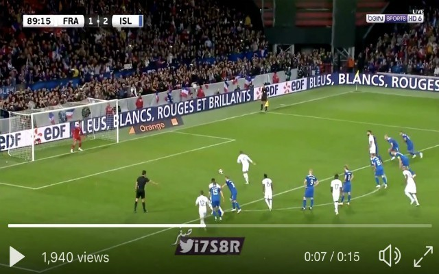 Video: Mbappe smashes home perfect last-minute penalty to spare France blushes