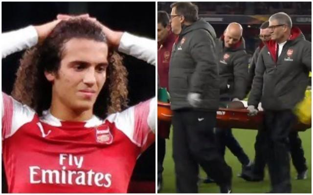 Danny Welbeck injury for Arsenal vs Sporting Lisbon