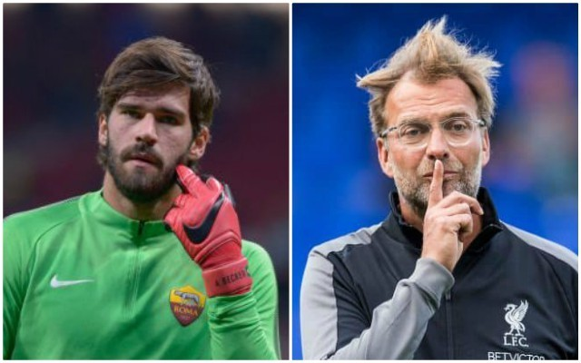 Jurgen Klopp's key role in Alisson signing and how he he's made Liverpool a force in the transfer market | CaughtOffside