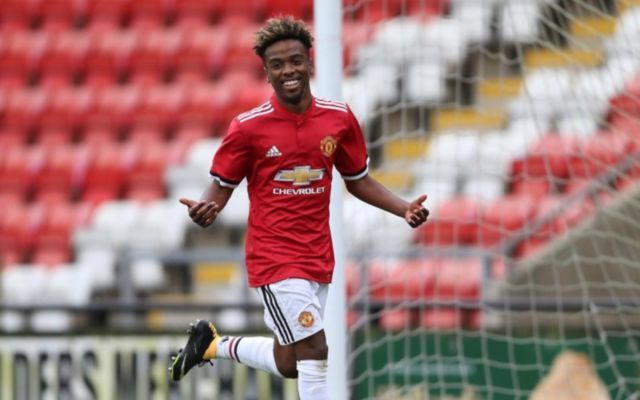 Man Utd spend big on youth starlet, £25k-a-week contract show of faith