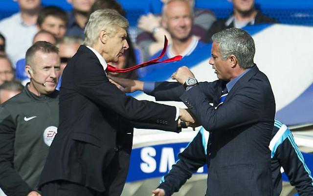 Man United's Jose Mourinho blasts nemesis Arsene Wenger over awful Arsenal run