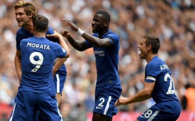 Chelsea transfer news: Alvaro Morata to Borussia Dortmund