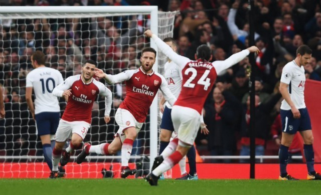 Arsenal 2-0 Tottenham player ratings, stats and reaction: Harry Kane run ends as Gooners thank karma for lucky goals