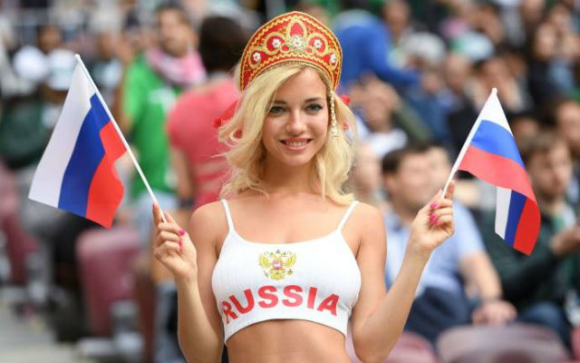 Hottest World Cup 2018 fans Russia 3