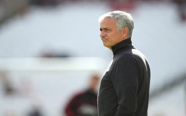 United boss Mourinho accused of saying 'F*** off' to cameras