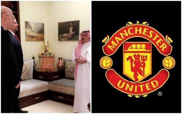 Photo: Avram Glazer sparks Man Utd TAKEOVER talk after being pictured in Saudi Arabia