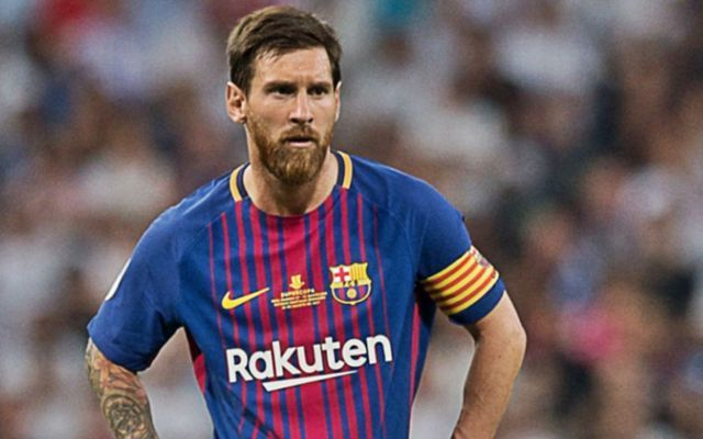 Messi not convinced on Barcelona's €30M Arthur transfer move