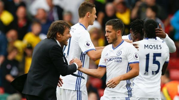 Premier League: Our attitude is fantastic - Hazard