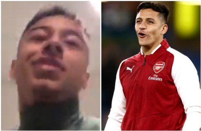 Jesse Lingard teases Manchester United fans over Alexis Sanchez transfer during Instagram live takeover