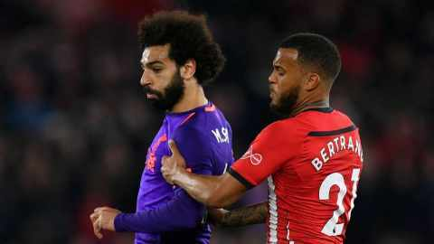 VIDEO Southampton vs Liverpool (English Premier League Highlights) Highlights