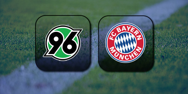 VIDEO Hannover 96 vs Bayern Munich (Bundesliga) Highlights