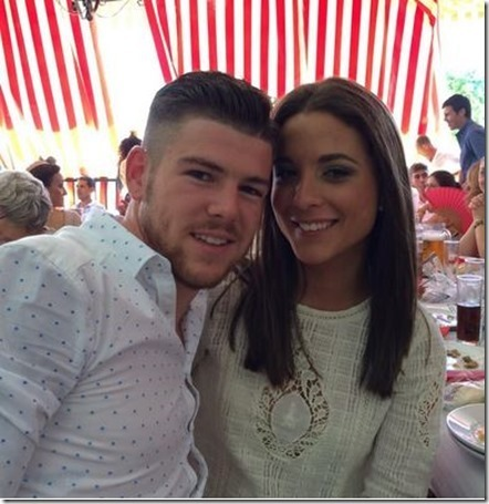 LiLia Granadilla – Girlfriend of Liverpool's Alberto Moreno