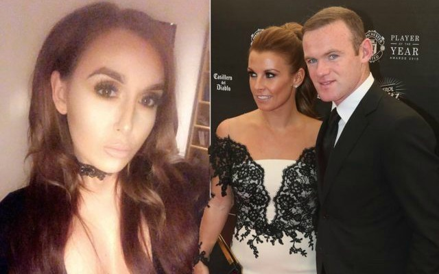Wayne Rooney party girl Laura Simpson signals her intentions with cryptic tweet