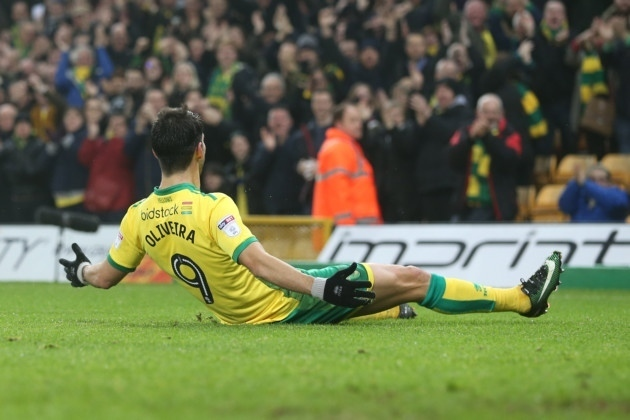 VIDEO: Norwich 1 - Aston Villa 0: Nelson Oliveira sinks Bruce's men (Video)
