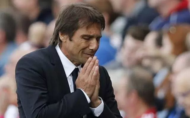 Bad news for Chelsea: Conte confirms double injury setback for Arsenal clash