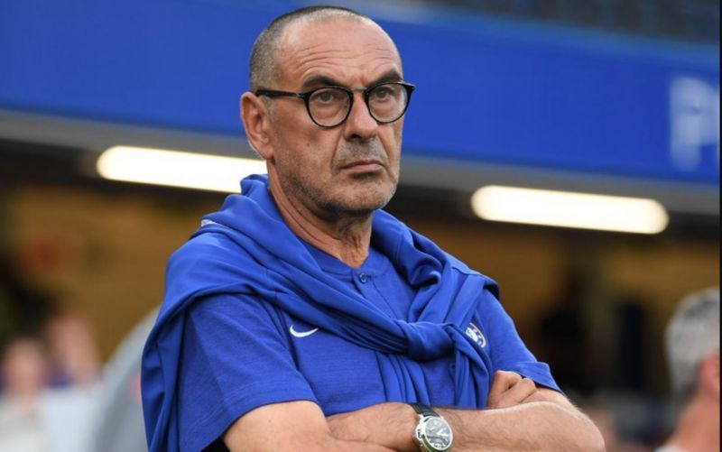 'I want to cry' - Fuming Chelsea fans react to one major Maurizio Sarri decision for PAOK clash | Goal91