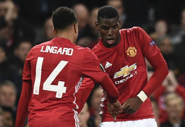 VIDEO Manchester United 4 - 1 Fenerbahce (UEFA Europa League) Highlights