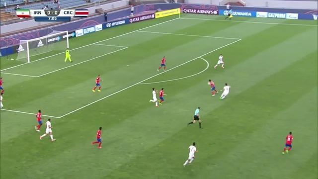 VIDEO Iran U20 1-0 Costa Rica U20 (World Cup) Highlights