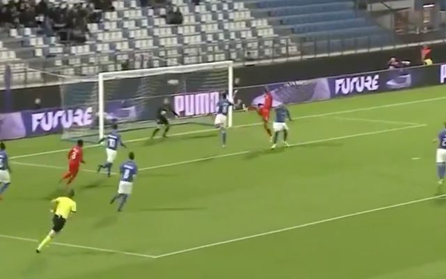 Video: Dominic Solanke sends message to Liverpool boss Jurgen Klopp with double for England U21s