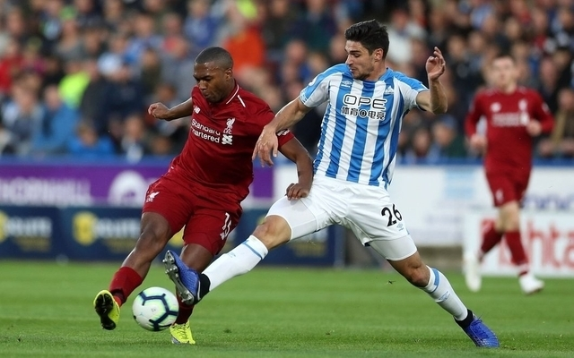 Some Liverpool fans blast ace for performance vs Huddersfield