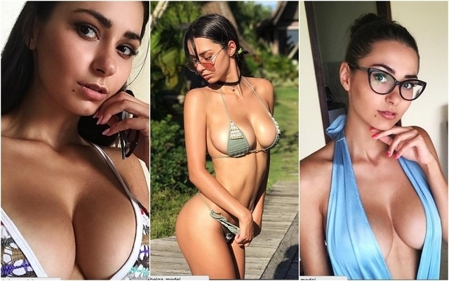 Helga Lovekaty: The stunning model Cristiano Ronaldo has set James Rodriguez up with