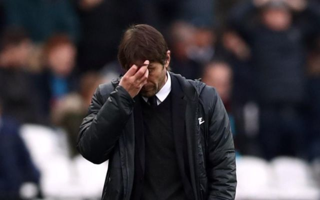 Juventus star lets slip possible explanation for why it's gone so wrong for Antonio Conte at Chelsea
