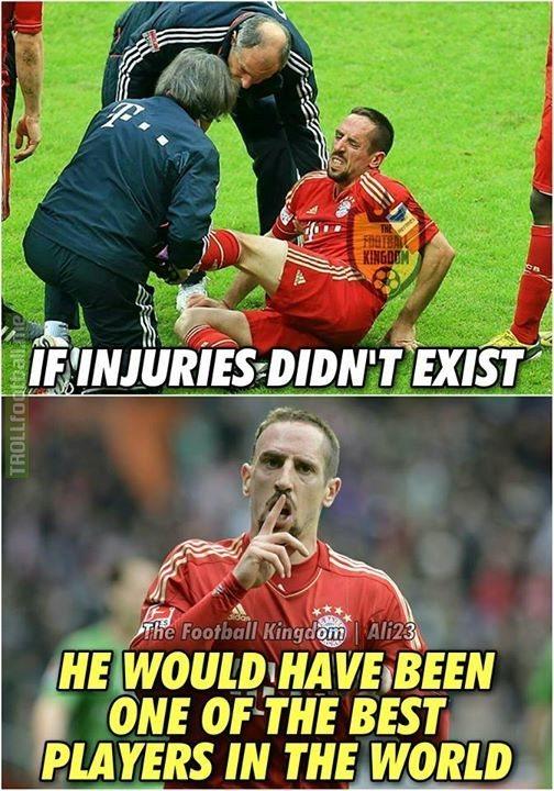 Franck Ribery!