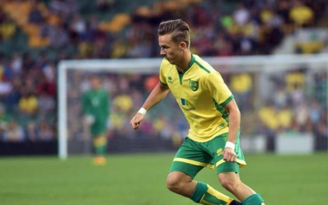 Norwich midfielder James Maddison