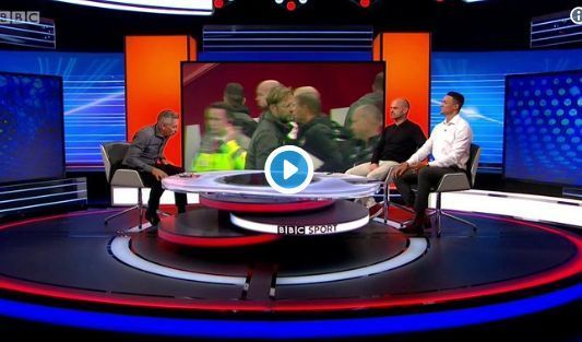 """Video: """"I'd be fuming"""" says pundit of controversial Liverpool incident vs Southampton 