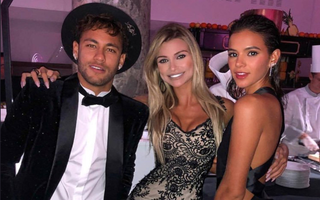 Video: Neymar celebrates 26th birthday, WAG Bruna Marquezine attends star-studded celebrations