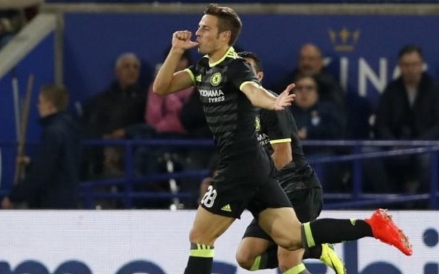 (Photo) Chelsea ace thanks 'incredible' fans