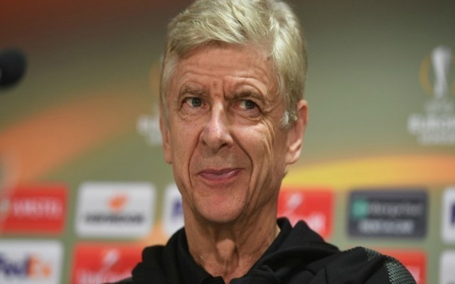 Great news for Arsenal as manager Arsene Wenger confirms key Gunners ace will start in Europa League clash