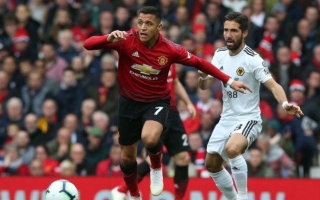 Alexis Sanchez opens talks over QUITTING Man Utd for European giants