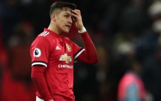 What 'furious' Alexis Sanchez did after Manchester United's 3-1 defeat to Manchester City