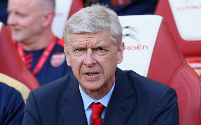 Arsenal to do battle with Liverpool & Manchester City as Arsene Wenger identifies new priority transfer target