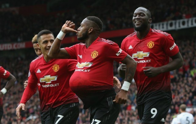 Fred reveals mixed emotions after scoring first Manchester United goal in draw vs Wolves