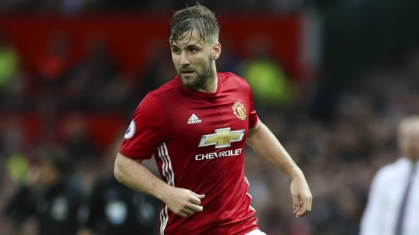 Premier League: Manchester United very happy with Luke Shaw - agent