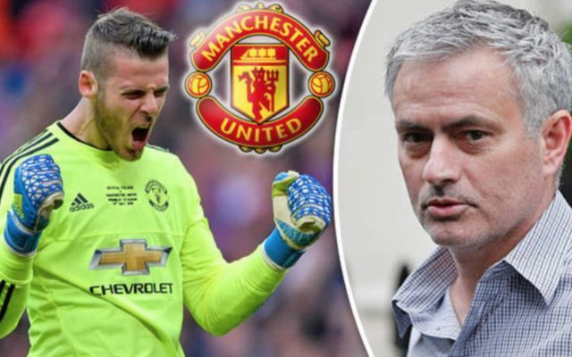 Man United ready to pay €100M to seal transfer of world class David De Gea replacement