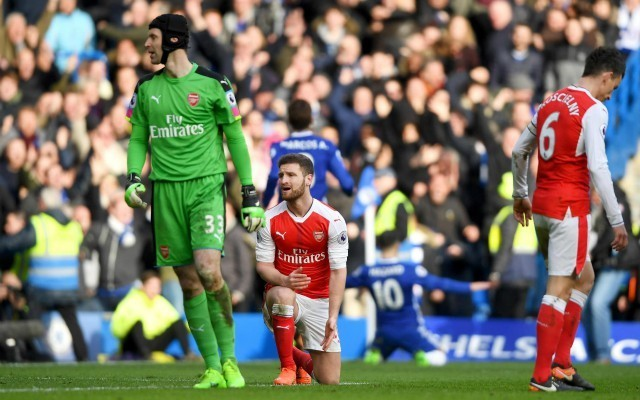 Arsenal star responds to big selection call by Arsene Wenger for cup final clash vs Manchester City