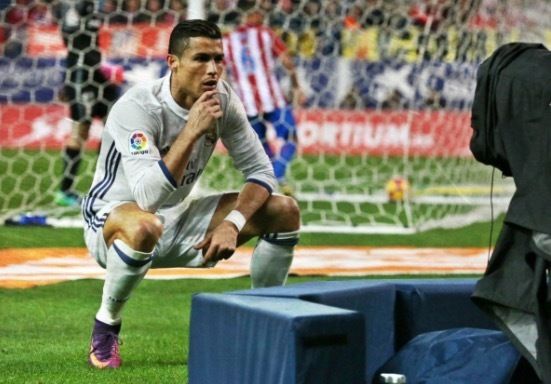 VIDEO: Atletico Madrid 0 - Cristiano Ronaldo 3 (Official video)