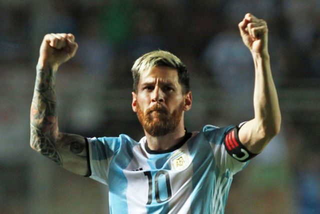 VIDEO Argentina 3 - 0 Colombia (WC Qualification South America) Highlights Video