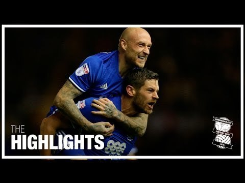 VIDEO: Birmingham 1 - Brighton 2: Zola starts with a defeat (Official highlights)