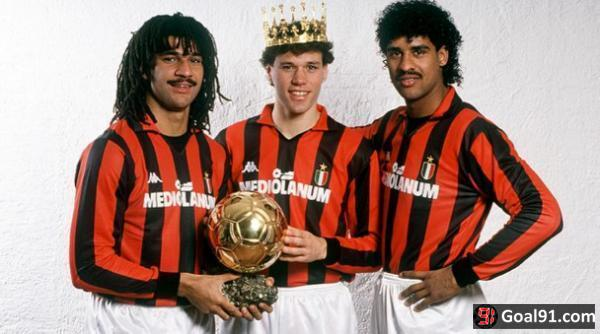 Serie A: Milan 88: The inside story of Sacchis all-conquering kings, as told by them