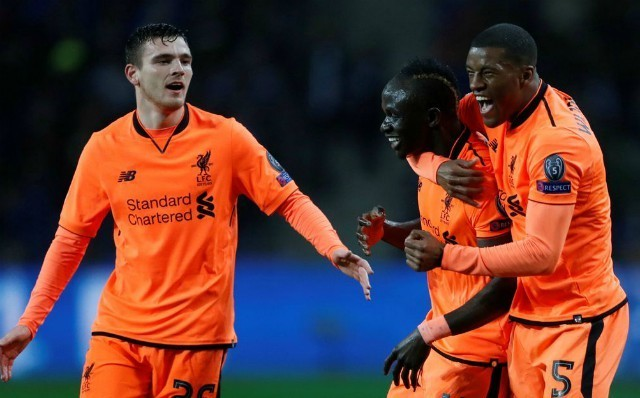 Liverpool player ratings, stats and reaction as Sadio Mane hits hat-trick in 5-0 Porto thrashing