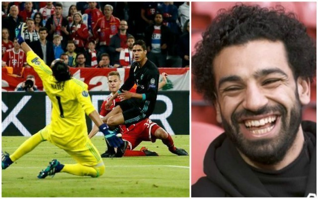 Liverpool fans are already excited about Mohamed Salah vs Keylor Navas as Real Madrid beat Bayern Munich