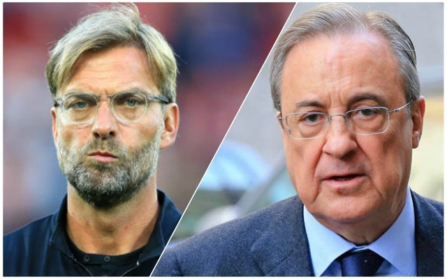 Liverpool transfer blow: Real Madrid confident of securing €60million transfer