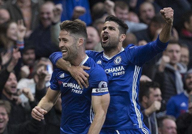 VIDEO Chelsea 4 - 0 Manchester United (Premier League) Highlights