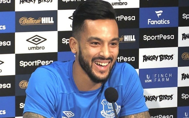 Theo Walcott pays fitting tribute to old Arsenal boss Arsene Wenger with brutal put-down of Sam Allardyce