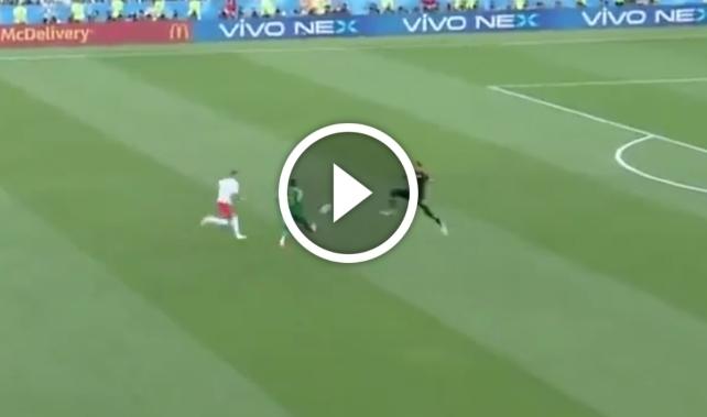 Video: Wojciech Szczesny blunder helps gift Senegal crucial goal in Poland clash